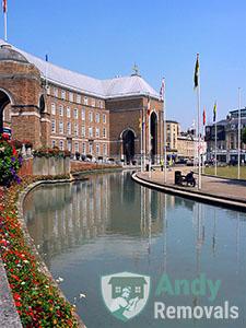 London to Bristol relocation
